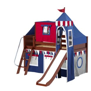 Inexpensive Wow Twin Low Loft Bunk Bed by Maxtrix Kids Reviews (2019) & Buyer's Guide