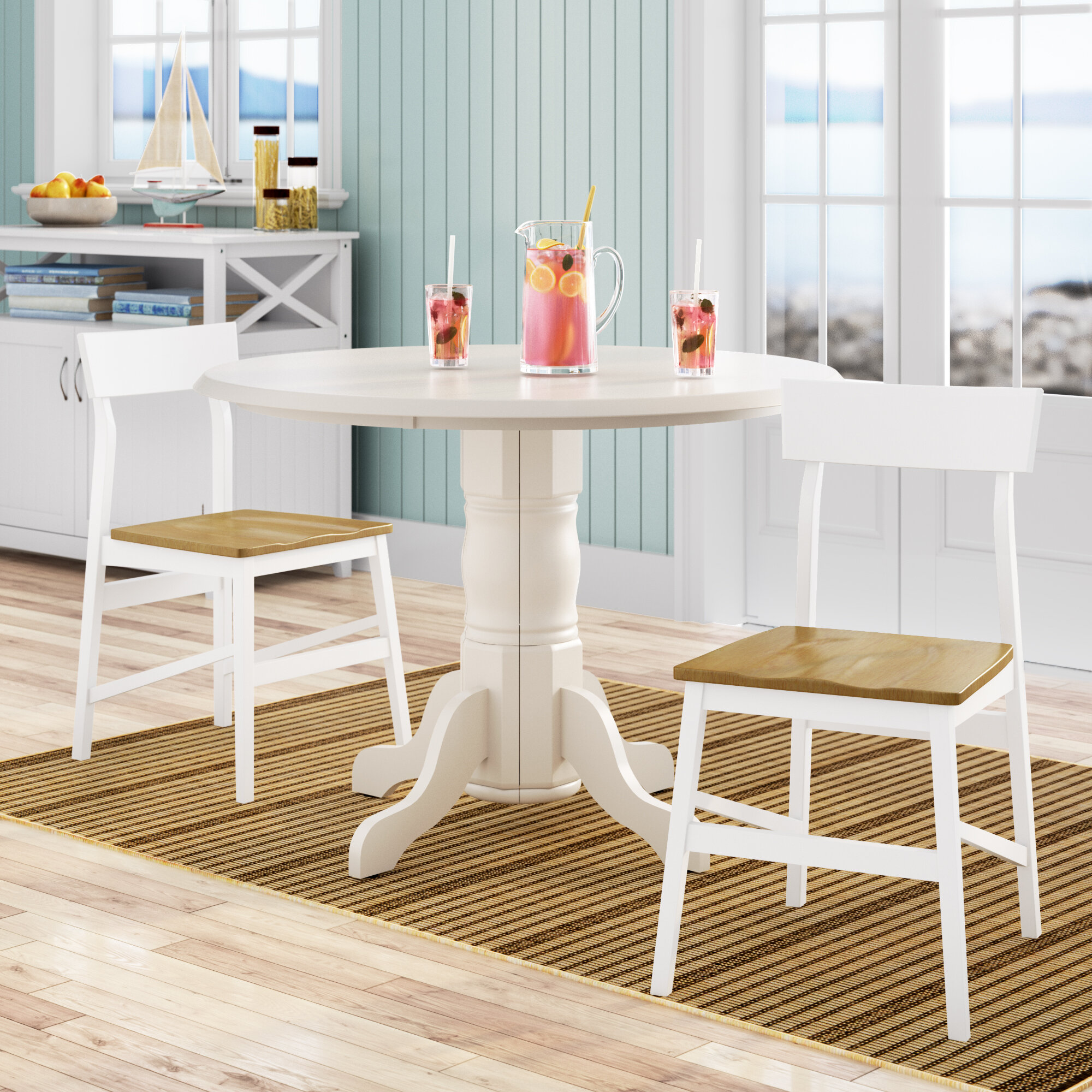 Finley Solid Wood Dining Chair