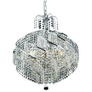 Landgraf 10-Light Crystal Chandelier