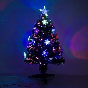 Künstlicher Weihnachtsbaum 150cm 180cm 220 cm Kiefer mit weissen Spitzen