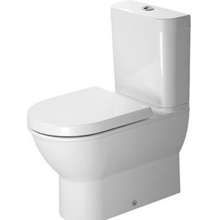 Duravit Darling New 1.6 GPF Elongated One..