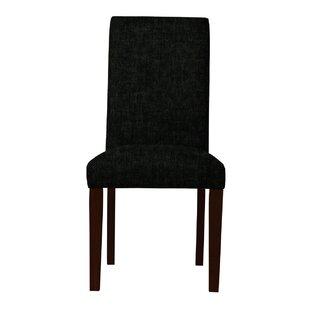 Beachwood Upholstered Parsons Chair (Set of 2) by Latitude Run