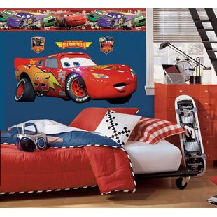 disney cars bedroom furniture. Disney Cars Lightning McQueen Room Makeover Wall Decal Furniture  Wayfair