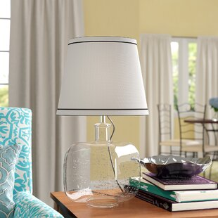 Musman High Modern Glass 12 Table Lamp (Set of 2)