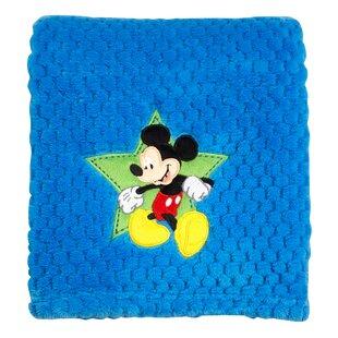 Price Check Mickey Popcorn Coral Fleece Blanket ByDisney
