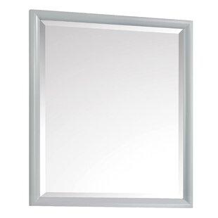 Compare prices Wigley Bathroom/Vanity Mirror ByMercury Row