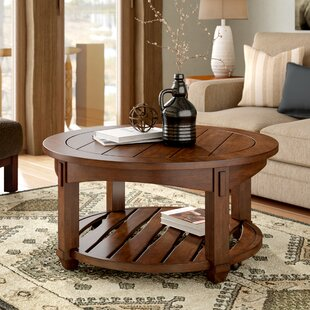Comparison Fort Bragg Coffee Table By Loon Peak