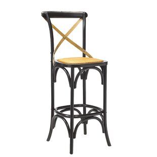 Longworth BarStool by Gracie Oaks