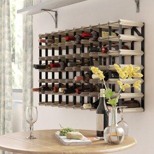 Rita 70 Bottle Wine Rack By Wrought Studio