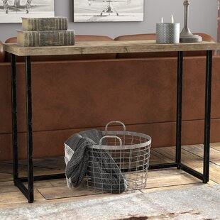 Harva Parquet Console Table by Trent Austin Design