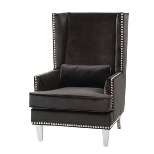 Willa Arlo Interiors Rhinecliff Wingback Chair