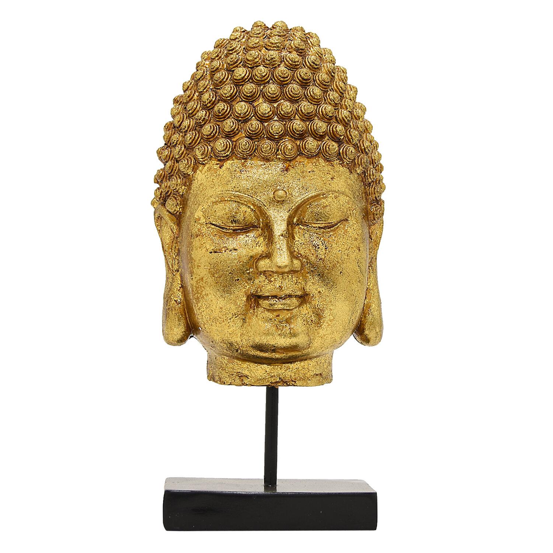 Bloomsbury Market Fairman Buddha Bust | Wayfair