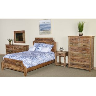 Walczak Platform Configurable Bedroom Set