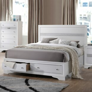 Gilliam Storage Panel Configrauble Bedroom Set by InRoom Designs No Copoun