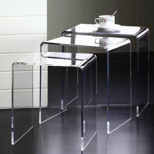 Pure Décor 3 Piece Nesting Tables