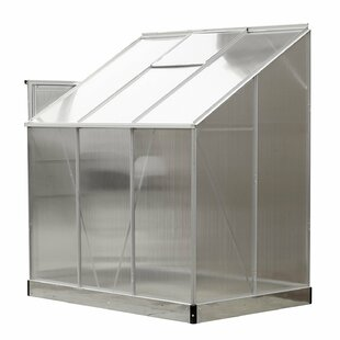 Louisa 6 Ft W X 4 Ft D Greenhouse By Sol 72 Outdoor