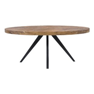 Serita Oval Dining Table by Union Rustic #2