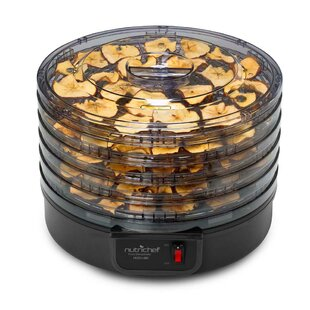 5 Tray Electric Countertop Food Dehydrator