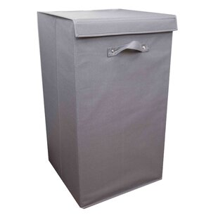 Home Basics Fabric Laundry Hamper