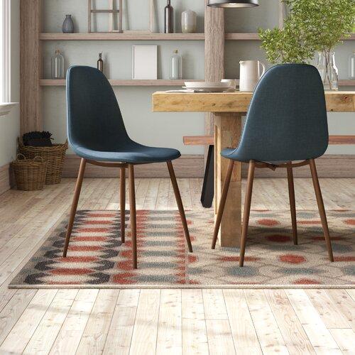 Prime Birdsall Mid Century Modern Upholstered Dining Chair Dailytribune Chair Design For Home Dailytribuneorg