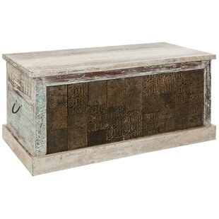 Tila Reclaimed Wood Blanket Box By Reason Season Time