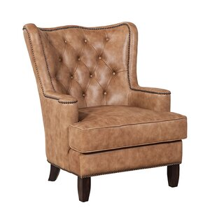 Darby Home Co Kemmer Wingback Chair