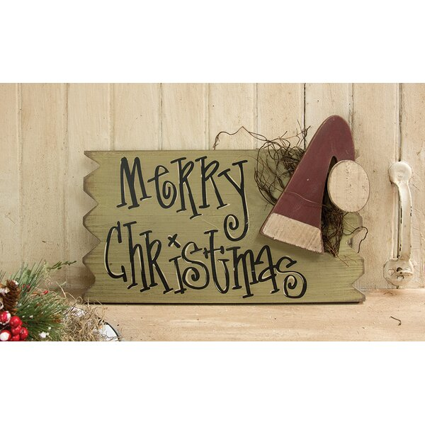 merry christmas wooden sign wayfair - Merry Christmas Wooden Sign