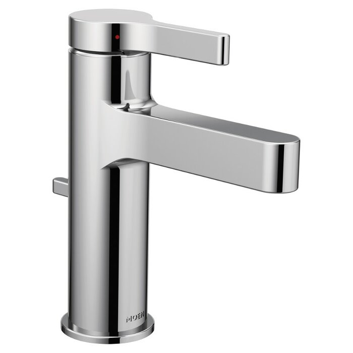 beverage modern handle en faucet in home sip the arc moen high p chrome one