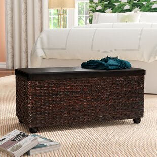 Beachcrest Home Niesha Storage Bench