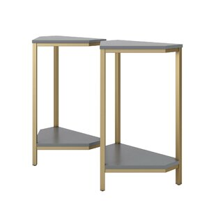 Scarlett Side Table (Set Of 2) By CosmoLiving By Cosmopolitan