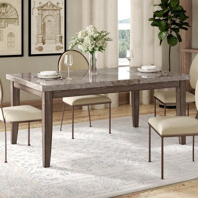 Marble Kitchen Amp Dining Tables You Ll Love In 2020 Wayfair