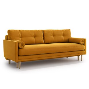 Raquel 4 Seater Clic Clac Sofa Bed By Ebern Designs
