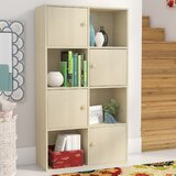Ariyah Standard Bookcase by Rebrilliant