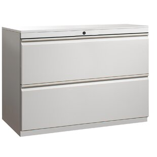 Trace 2 Drawer Lateral Filing Cabinet