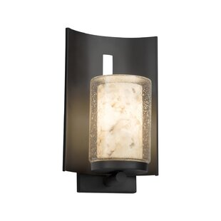 Conovan 1-Light Outdoor Sconce
