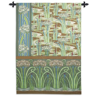 Hunting Parties Of Archduke Maximilian Wall Tapestry Fleur De Lis Living Size Materials 53 H X 76 W Wool Cotton Shefinds