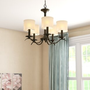 Greenwell 5-Light Shaded Chandelier