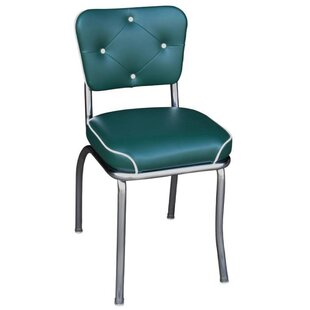 Retro Home Upholstered Dining Chair