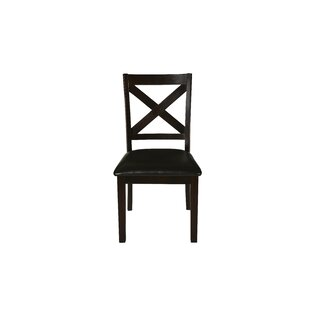 Dacosta Solid Wood Dining Chair (Set of 2..