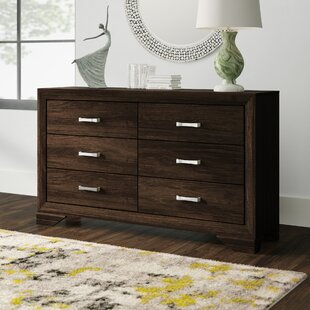 Look for Covington 6 Double Dresser by Wrought Studio