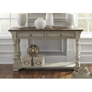 Wrightsville Console Table by Rosecliff Heights