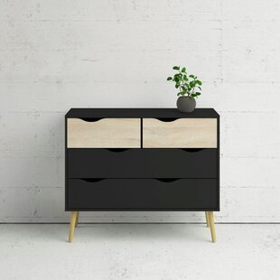 Capote 4 Drawer Chest By Ebern Designs