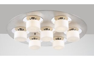 Metzger 7-Light Semi Flush Mount by Orren Ellis