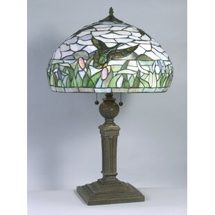 Maliah Tiffany Duck 28 Table Lamp
