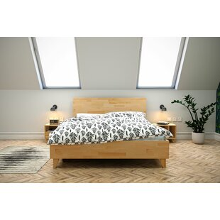 Avery Bed Frame By Gracie Oaks