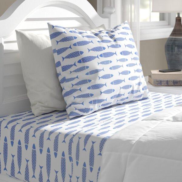 Whales Super Soft Sheet Set Basics Kids 100/% Cotton Durable Twin