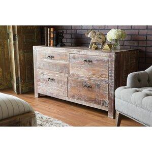Arakaki 4 Drawer Dresser by Mistana