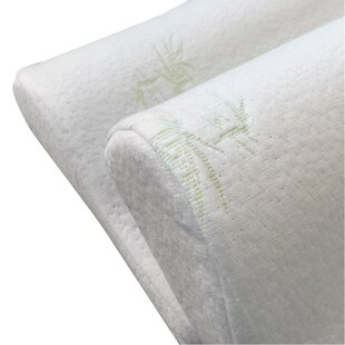 Better Sleep Memory Foam Standard Pillow