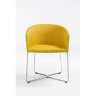 Barclay Sledge Armchair by B&T Design