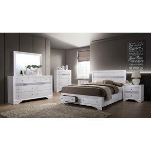 Hawkesbury Panel Configurable Bedroom Set byMercer41